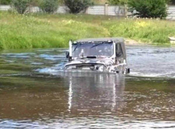 В Тыве 10 человек погибли в утонувшей машине, в том числе 6 детей