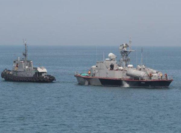 Украина задержала российский танкер в отместку за инцидент в Керчи