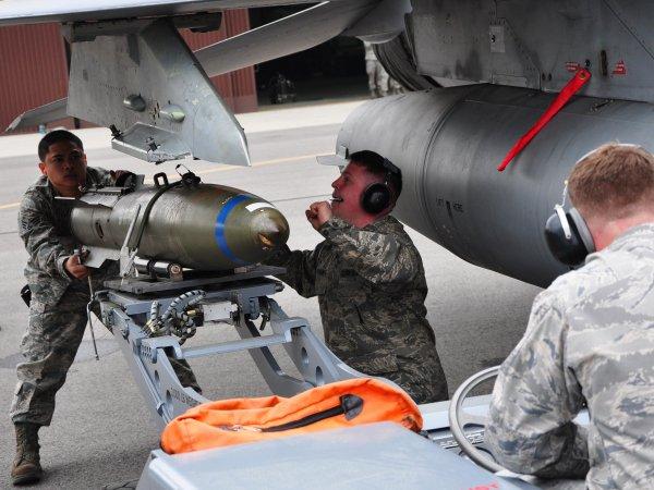 В НАТО по ошибке раскрыли места хранения ядерного оружия США
