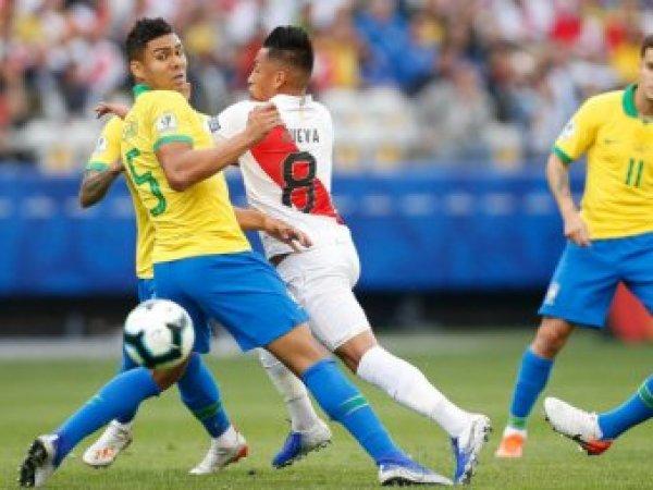 Бразилия и Перу сыграют в финале Кубка Америки