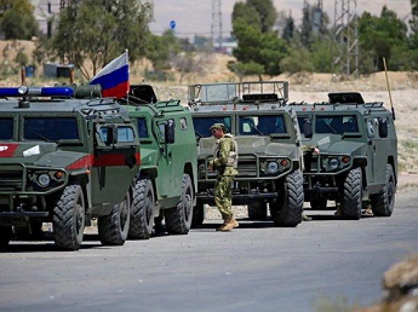 В Сирии погибли трое бойцов российской ЧВК «Щит»