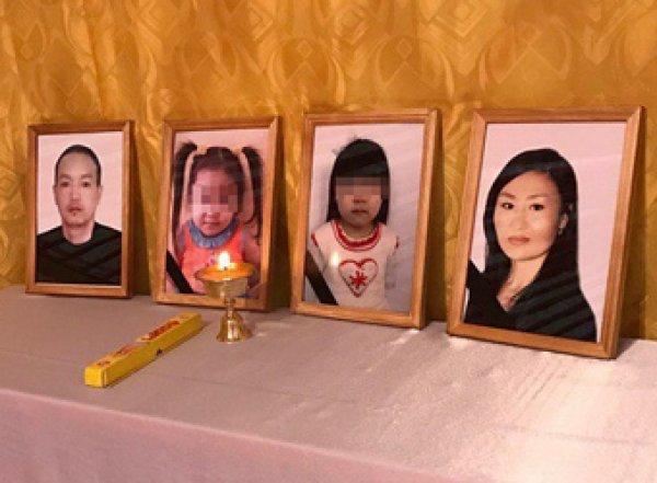 Утопили в крови: в Туве две сестры убили малышей и зарезали их родителей