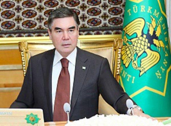 Стала известна хронология исчезновения президента Туркменистана