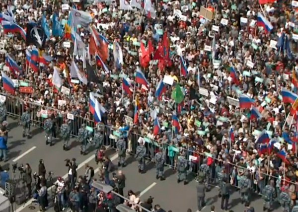 Митинг на Сахарова в Москве сегодня: онлайн трансляцию 20 июля можно смотреть в Сети (ВИДЕО)
