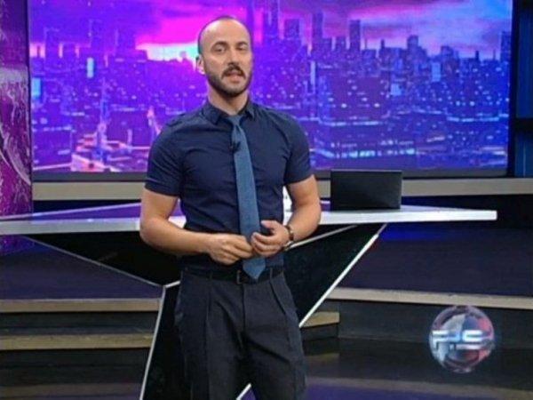 На дом оскорбившего Путина грузинского журналиста Габунии повесили позорную табличку