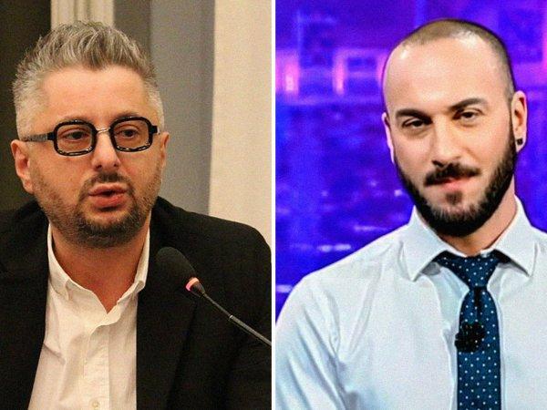 """СМИ: Габуния - гей-партнер директора """"Рустави 2"""", а автором мата в адрес Путина является Саакашвили"""