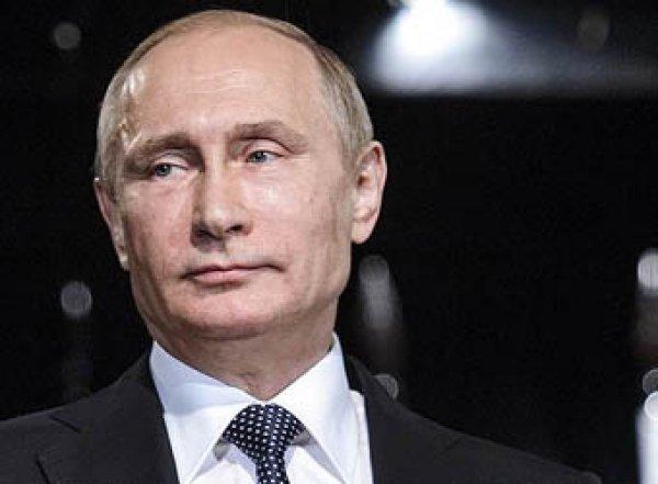 """""""Много чести"""": Путин отказался вводить санкции против Грузии и высказался по поводу мата в свой адрес"""