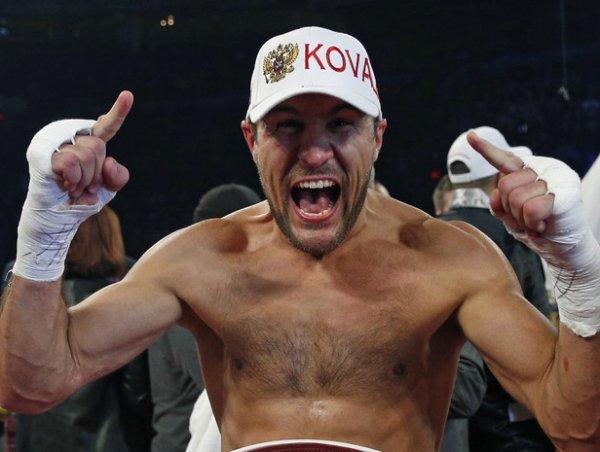 Бой Ковалев – Ярд 24 августа завершился победой россиянина (ВИДЕО боя)