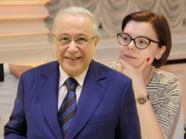 Любовница Петросяна с обручальным концом впервые засветилась на фото в компании юмориста