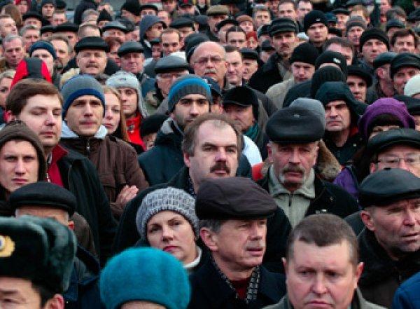 42% россиян считают, что страна выбрала неверный путь