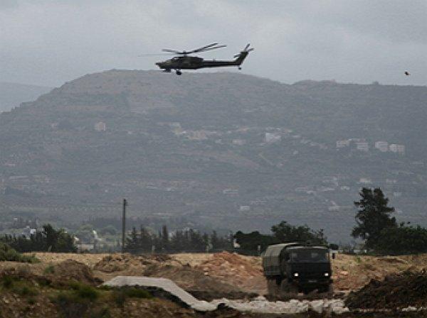 Боевики атаковали российскую базу Хмеймим в Сирии, есть погибшие