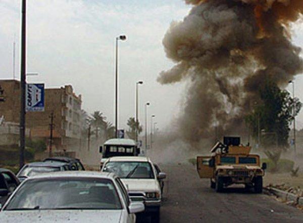 У посольства США в Багдаде взорвался склад с боеприпасами, 13 раненых