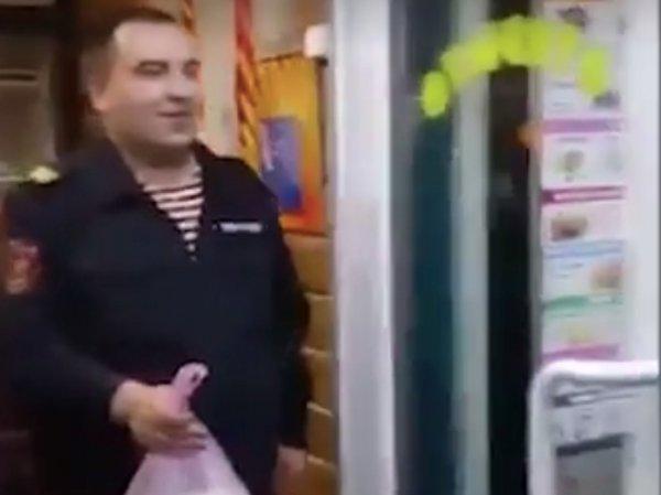 В Ульяновске уволили росгвардейца, отказавшего в помощи из-за шаурмы
