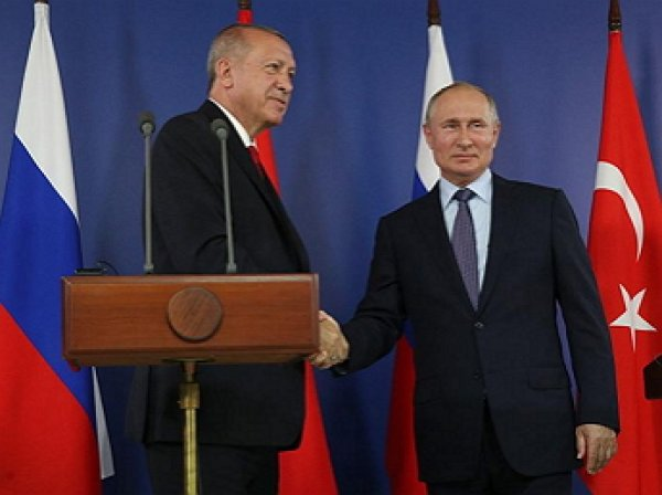 Путин озвучил главную задачу вСирии