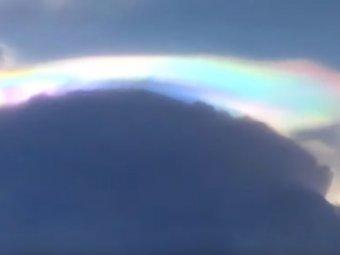Нибиру уже здесь: пассажиры самолета сняли на видео приблизившуюся к Земле планету Х