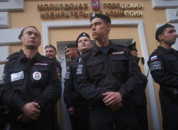 В Москве угрожали взорвать Мосизбирком и три суда