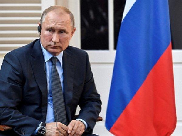 Путин впервые прокомментировал массовые протесты