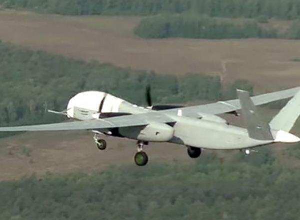 Опубликовано видео первого полета нового российского беспилотника «Альтиус-У» (ВИДЕО)
