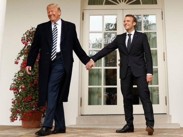 Трамп и Макрон решили позвать Россию на следующий саммит G7
