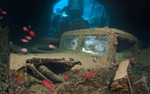 """Затонувший """"Титаник"""" разрушится в 2030 году"""