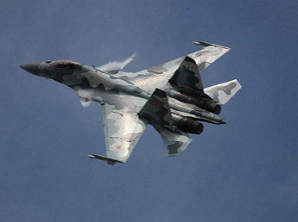 В Индии потерпел крушение Су-30
