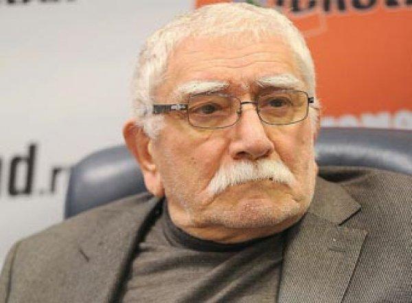 В Москве экстренно госпитализирован Армен Джигарханян