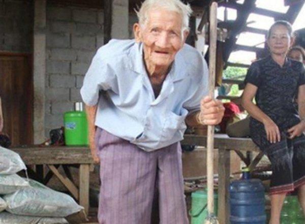В Таиланде нашли мужчину, заставшего три века