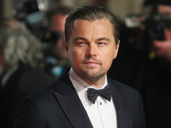 СМИ сообщили о помолвке Леонардо Ди Каприо