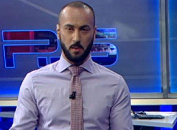 В Грузии уволен оскорбивший Путина журналист