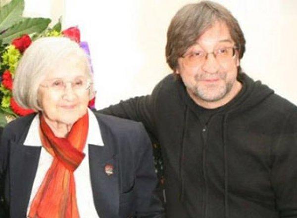 В Уфе умерла мать Юрия Шевчука