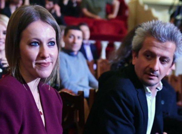 Накануне свадьбы с Богомоловым Собчак резко обеднела