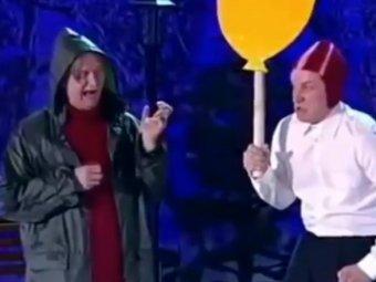 Язык от страха проглотил?: Мясников из Уральских пельменей взорвал Сеть видео с мальчиком-маньяком