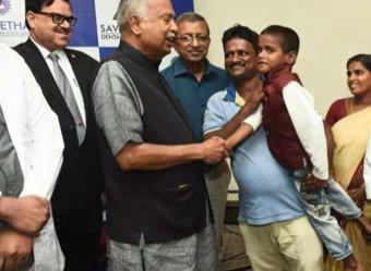 В Индии врачи нашли у ребенка 526 лишних зубов (ФОТО)