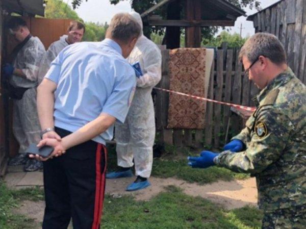 Видео из дома под Ульяновском, где подросток зарубил всю семью, появилось в Сети