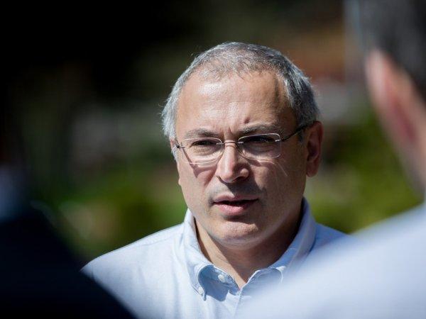 Ходорковский обвинил Навального в помощи ФСБ