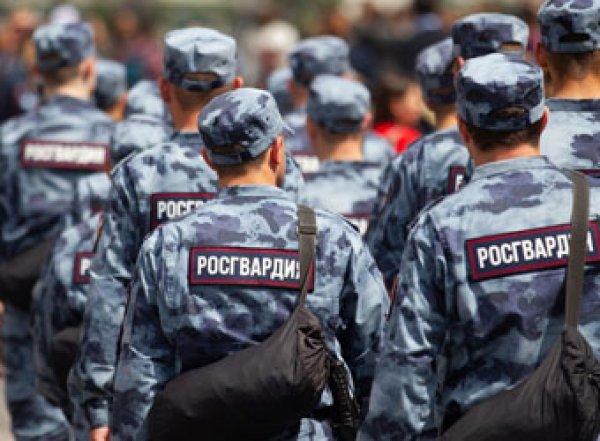 Росгвардия объяснила рост преступлений сотрудников