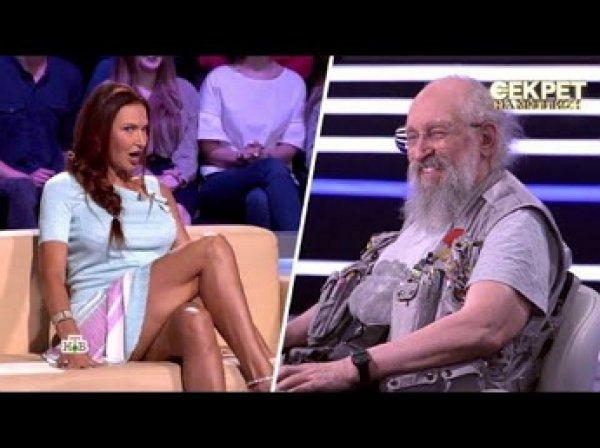 Соблазнявшая трусами девственника Вассермана в эфире НТВ Бледанс вызвала омерзение в Сети (ВИДЕО)
