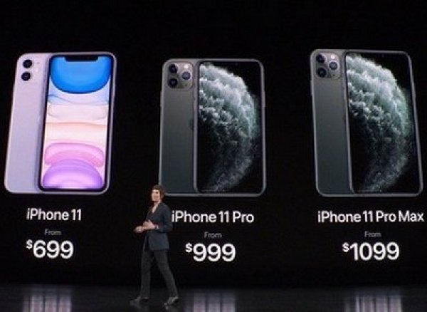 Apple показала iPhone 11: названы цена и дата выхода в России (ФОТО, ВИДЕО)