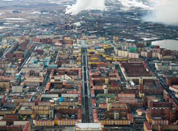 Названы города России с самым грязным воздухом