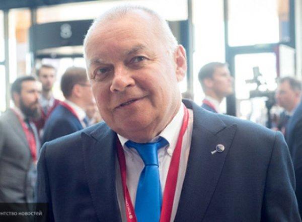 """""""Разочаровывающе"""": Киселев рассказал о провальном интервью с Дудем"""