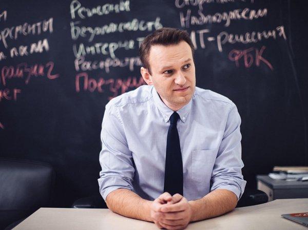 После массовых обысков в штабах Навальный покинул Россию