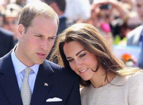 Дочь принца Уильяма и Кейт Миддлтон проболталась о четвертой беременности матери