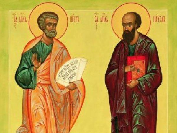 Какой сегодня праздник 23 сентября 2019: церковный праздник Петр и Павел Рябинники отмечают в России