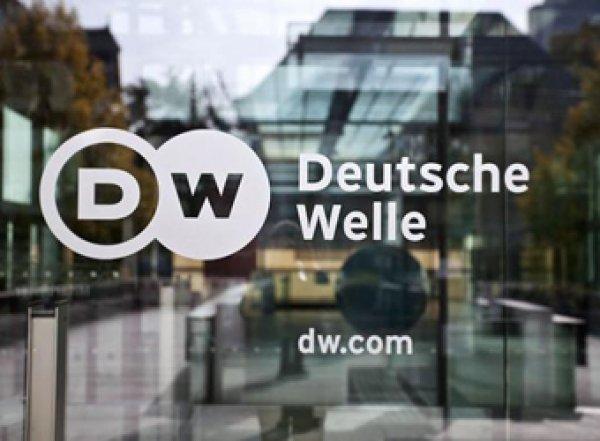 Госдума хочет лишить аккредитации немецкий телеканал Deutsche Welle