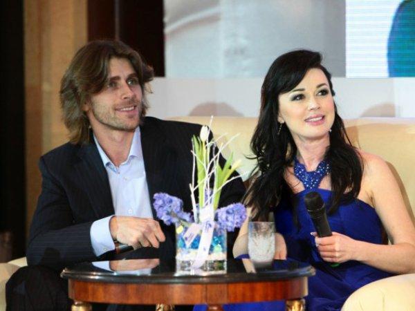 Навка отреагировала на слухи о крахе карьеры мужа Заворотнюк