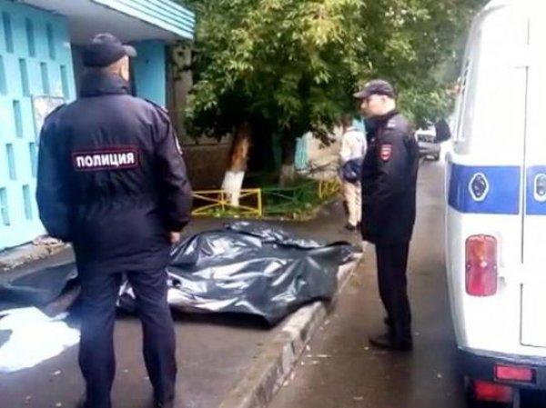 Пожар в Красноярске: 8 погибших, в том числе прокурор Лесосибирска с семьей (ВИДЕО)