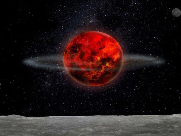 Телескоп SOHO заснял вошедшую в Солнечную систему Нибиру (ФОТО)