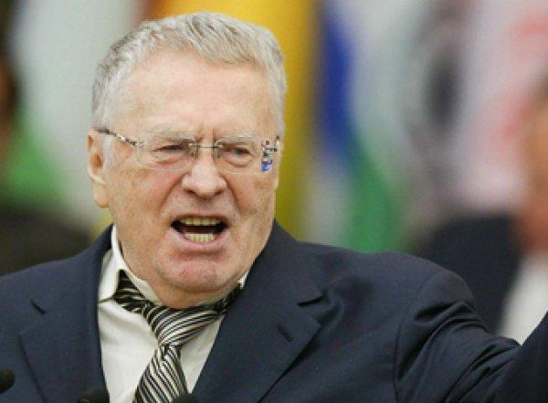 Жириновский назвал способ наказания Польши за позицию по Второй мировой войне