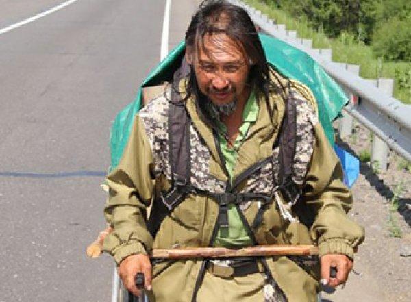Шедшего изгонять Путина шамана отправили в психбольницу