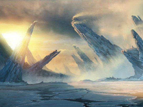 """""""Нибиру устроит ледяной ад на Земле"""": посланников зловещей планеты засняли на видео"""